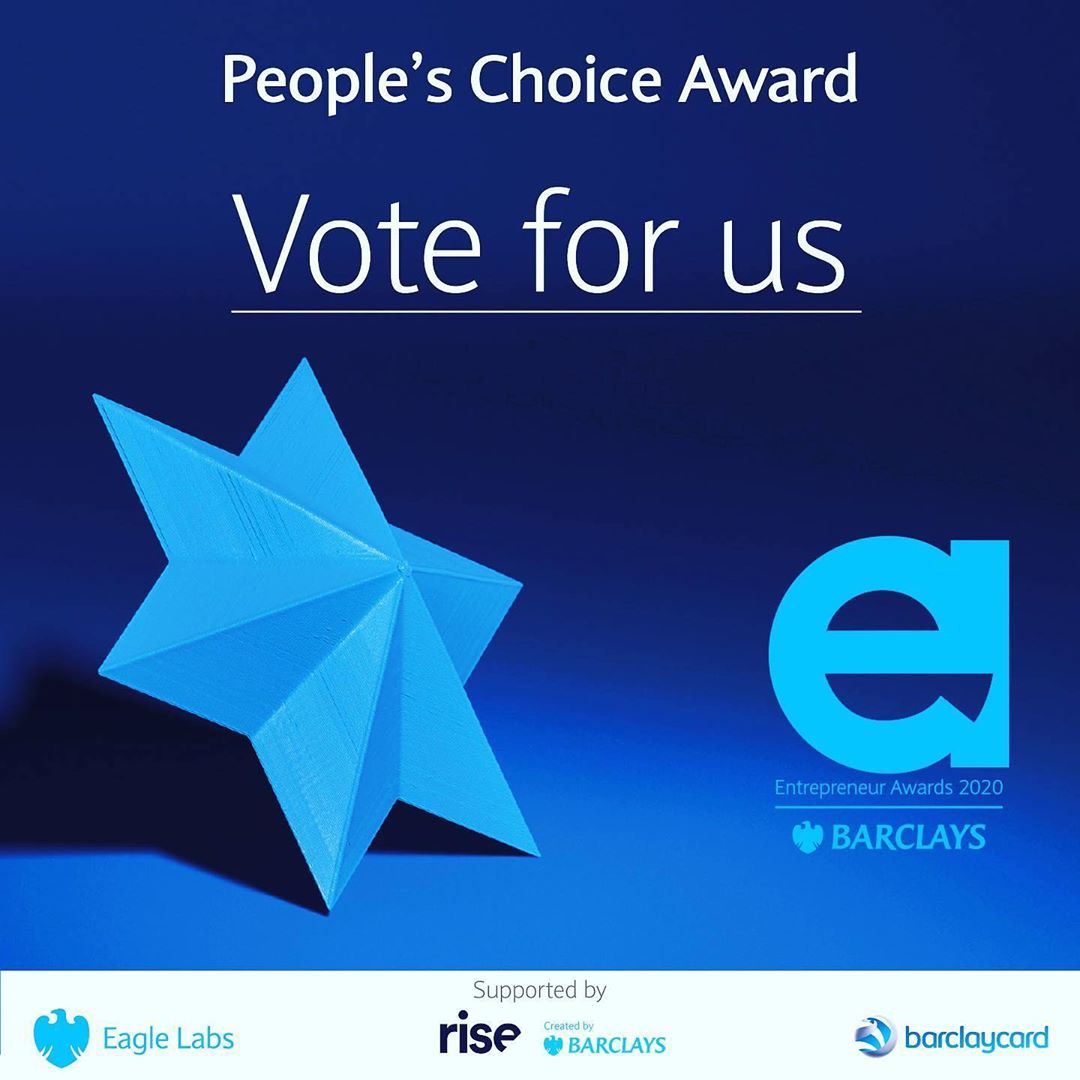 If you haven't already, please please vote for us to win the Entrepreneur of the Year Award 🙏 voting ends Thursday & it would mean so much 🤗 Takes less than 1 minute - all you have to do is click the link in our insta bio, scroll down and select Red Central Ltd for the Barclaycard Next Level Award. Then enter your email and tick a box, so easy! We thank you all in advance ❤️ #designagency #graphicdesign #design