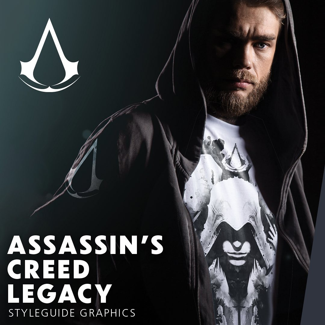 Happy humpday! Time to show off some Assassin's Creed Legacy Styleguide graphics we did for @ubisoft #design #graphicdesign #assassinscreed