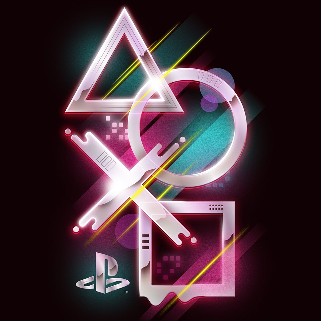 Happy Friday! We've been working hard all week, now it's time to play hard 🎮 (especially as it's forecast to rain ☔️)! What's your favourite PlayStation game? Comment below 👇 PS design by us for @sony @playstation  #gamers #gaming #playstation